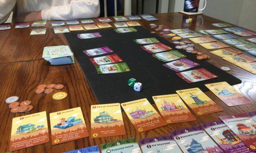 Machi Koro - Mid-game