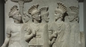 Weapons and Warfare: FOUNDATION OF THE PRAETORIAN GUARD
