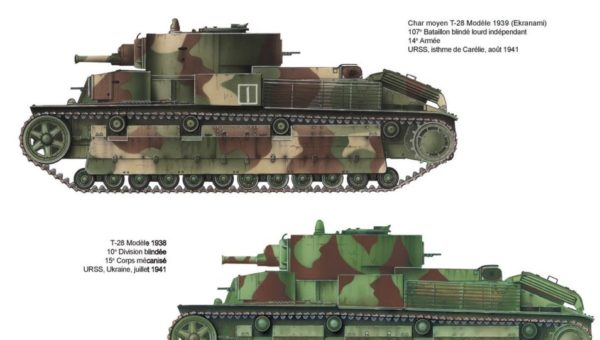 Weapons and Warfare: Evaluating Armoured Warfare on The Eastern Front I