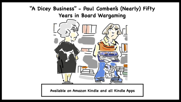 Paul Comben's new book on Sale now !