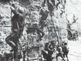 """War and Pieces – """"Crowbar: The Rangers at Pointe Du Hoc"""" Video"""