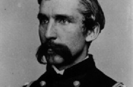 Joshua Lawrence Chamberlain of the 20th Maine.