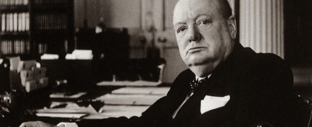 """The Daily Signal: Churchill on the """"Practical Truth"""" of the Declaration of Independence"""