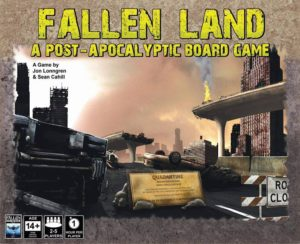 Fallen Land – A Boardgaming Way Review