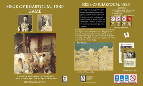 Siege of Khartoum, 1885 (C)