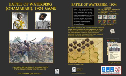 Waterberg Game Front