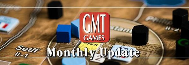 October 18 Update from GMT: SALE, New P500s, Production Update