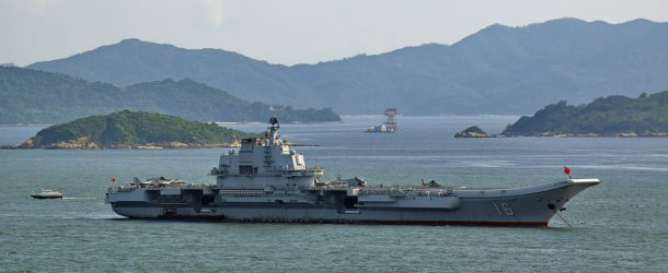 South China Morning Post: Liaoning aircraft carrier