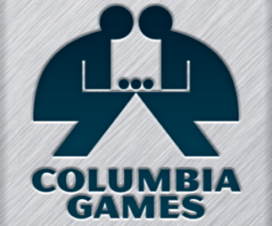 Columbia Games Holiday Sale.