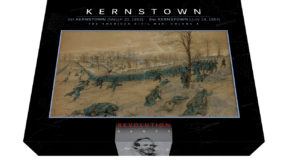 "Revolution Games Pre-Order Opens for Kernstown, a new ""Blind Swords"" Game"