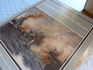 """A Paul Comben Review of """"Coronel and The Falklands"""""""