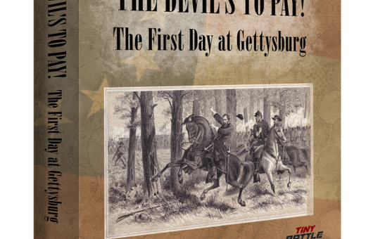 """""""The Devil's to Pay"""": A Boardgaming Way Review"""
