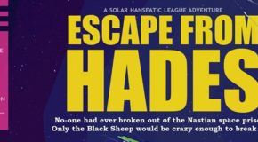 """Escape From Hades"" Goes on sale at Hollandspiele !"
