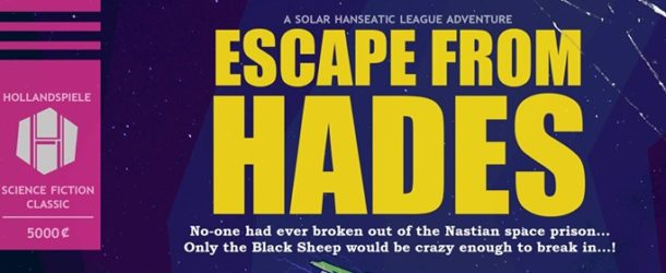 "Video: ""Escape from Hades"" on ""No Enemies here"""
