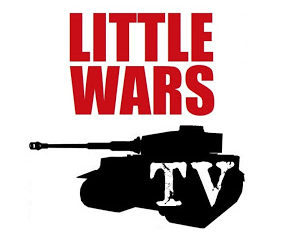 Little Wars TV: How to Build a Replica Gettysburg Battlefield