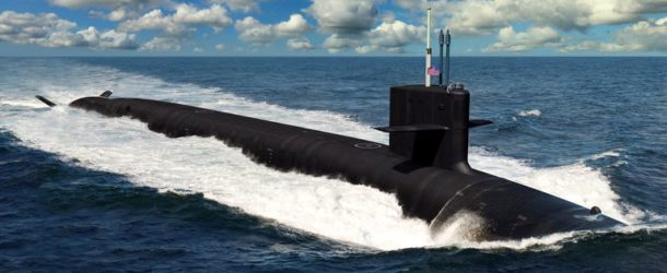 Popular Mechanics: The U.S. Officially Begins Building Its New Missile Submarine