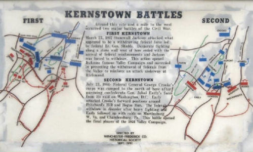 kernstown civil war battles