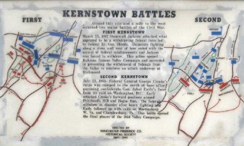 kernstown civil war battles
