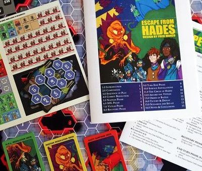 "Escape from Hades"" Reviewed on the Daily Dope #440"