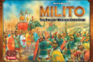 Milito:  Ancients with Six Decks and a Couple of Chairs – A Boardgaming Way Review