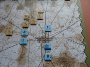 Gettysburg – C3i Series Volume 1 – A Boardgaming Way Review