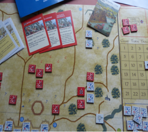 Battle of Quebec 1759 – A Boardgaming Way Review by Paul Comben