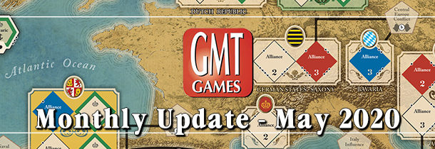 GMT Monthly Update – May 2020