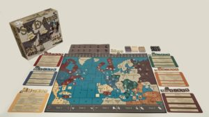 Six Empires – …and the fools we be that manage them. A Boardgaming Way Review