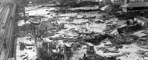 The History Guy: The Boston Molasses Disaster of 1919