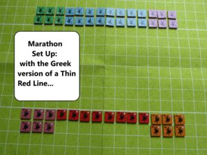 """""""With It or On It"""" – A Review and Analysis of Hollandspiele's Game of Hoplite Battles"""