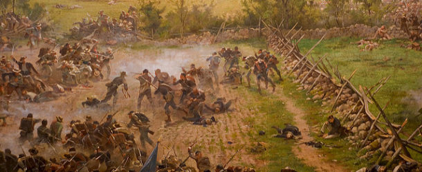The Players Aid: Interview with Hermann Luttmann Designer of 'In Magnificent Style: Pickett's Charge Deluxe' from Worthington Publishing Coming to Kickstarter Soon