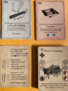 La Resistance – A Boardgaming Way Review by Mitch Freedman