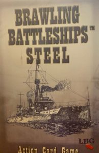 """""""Brawling Battleships Steel"""" – A Boardgaming Review by Mitch Freedman"""